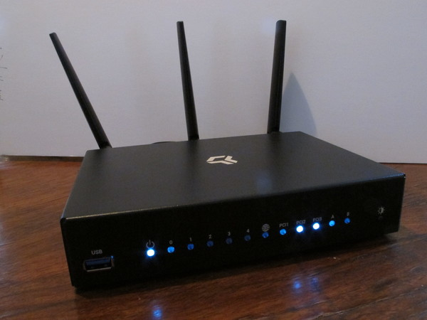 The Turris Omnia Router